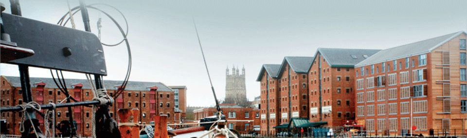 Gloucester Docks - Cass-Stephens, insurance brokers in Gloucester