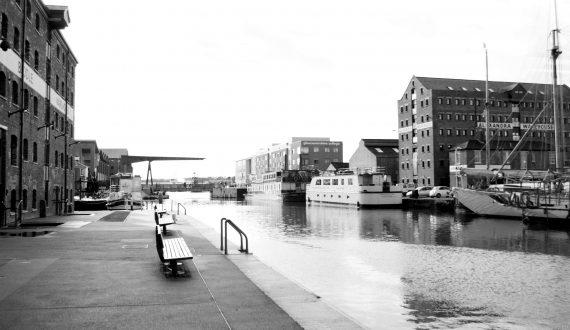 Gloucester docks - Cass-Stephens Insurances, insurance brokers in Gloucester