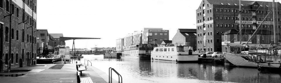Gloucester docks - Cass-Stephens Insurances, insurance brokers in Gloucester